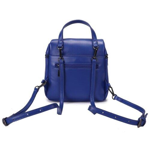 Женский рюкзак из экокожи, цвет синий (арт. DW-849/2)