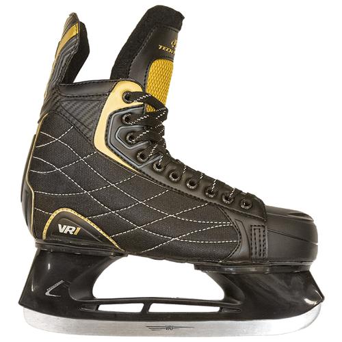 Хоккейные коньки Tech Team VR1, размер 37
