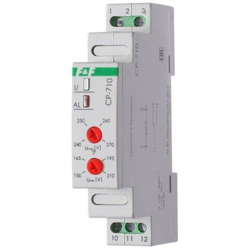 Реле контроля напряжения F&F Cp-710 указатель напряжения f