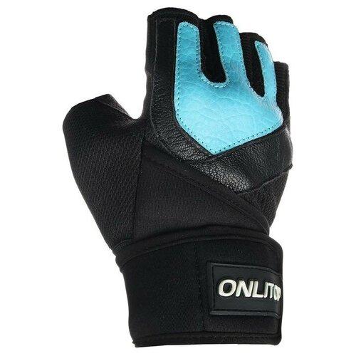 Перчатки спортивные, размер универсальный