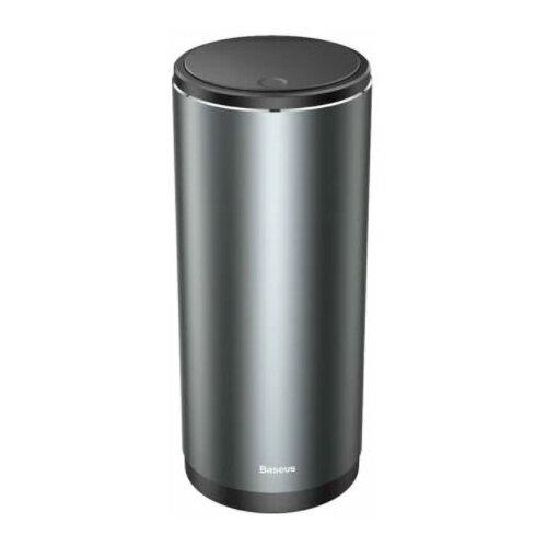 Автомобильный контейнер для мусора Baseus Gentleman Style Vehicle-mounted Trash Can серый