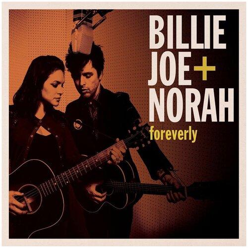 Billie Joe Armstrong & Norah Jones – Foreverly (Limited/?Orange Ice Cream Vinyl) (LP) billie joe armstrong