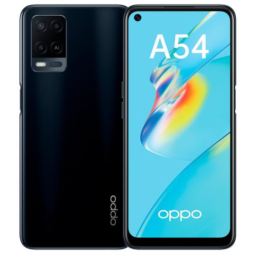 Смартфон OPPO A54 4/64GB черный