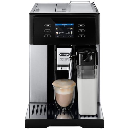 Кофемашина De'Longhi ESAM460.80.MB черный