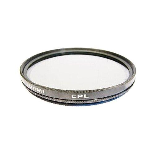 Фото - Светофильтр поляризационный круговой FUJIMI DHD Circular-PL светофильтр поляризационный круговой hakuba circular pl 67мм