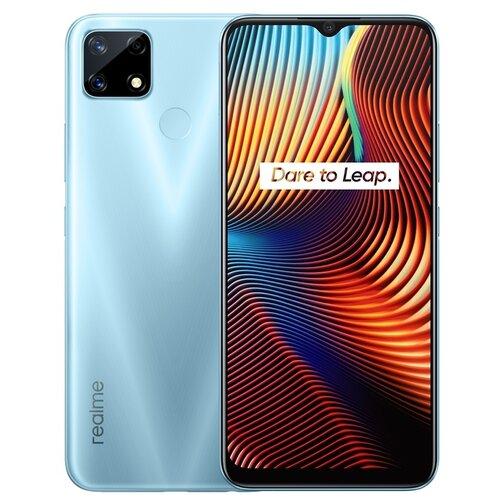 Смартфон realme 7i 4/64GB Global, голубой