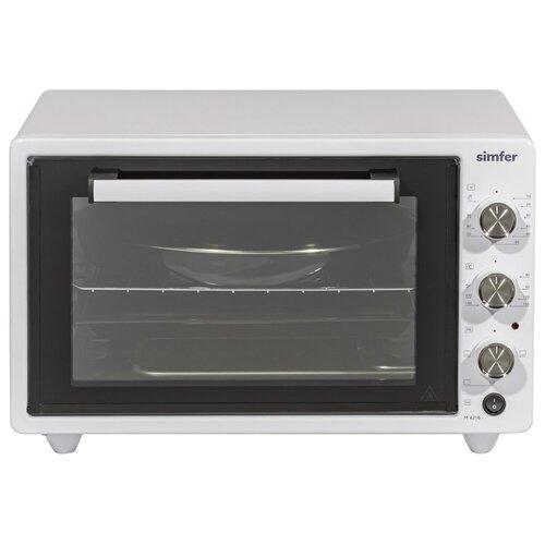 мини печь simfer m3540 Мини-печь Simfer Albeni Plus M4216, белый