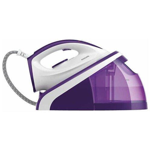 Фото - Парогенератор Philips HI5912/30 фиолетовый/белый парогенератор philips gc7808 40