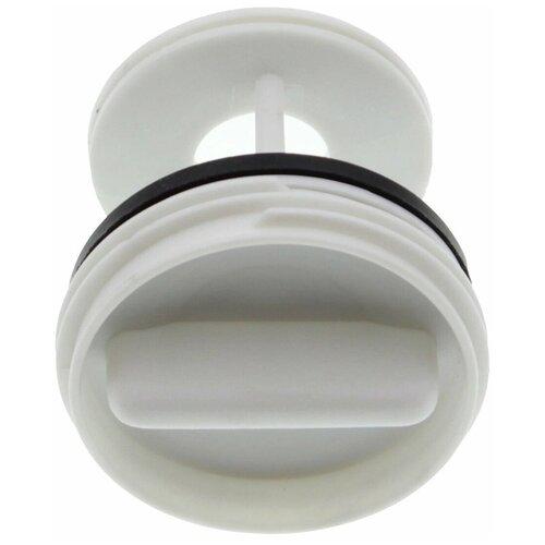 Фильтр (заглушка) сливного насоса (помпы) для стиральной машины Bosch (Бош)