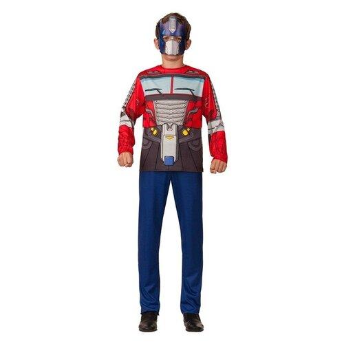 Купить Костюм Батик Оптимус Прайм (1912), красный/синий, размер 110, Карнавальные костюмы