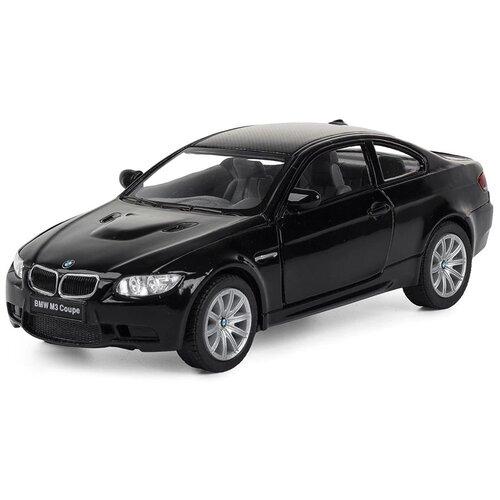 Купить Легковой автомобиль Serinity Toys BMW M3 Coupe (5348DKT) 1:36, 12.5 см, черный, Машинки и техника