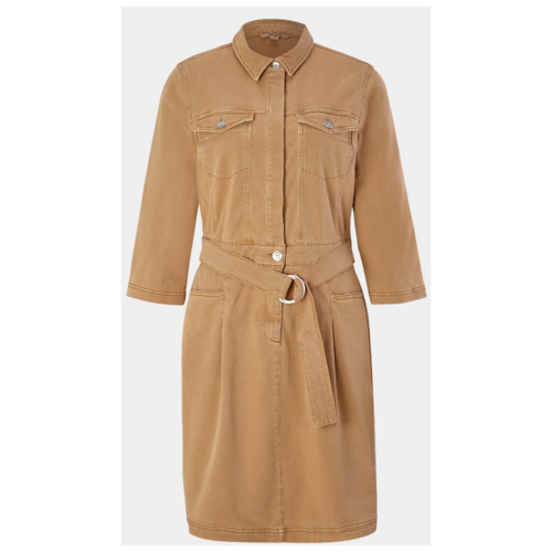 Платье Comma. размер 38 (M), brown