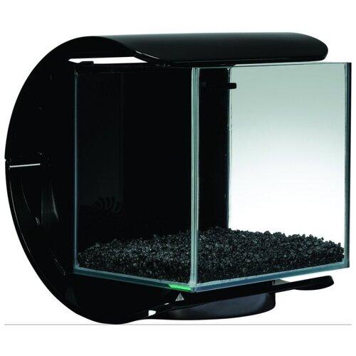 Аквариумный набор 12 л (освещение, фильтр) Tetra Silhouette LED бесцветный/черный