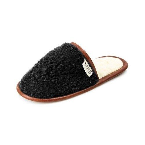 Тапочки ALWERO черный 37-38