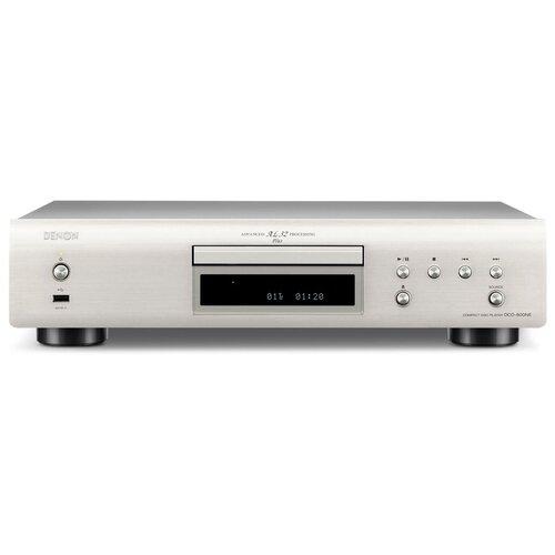 CD-проигрыватель Denon DCD-800NE серебристый