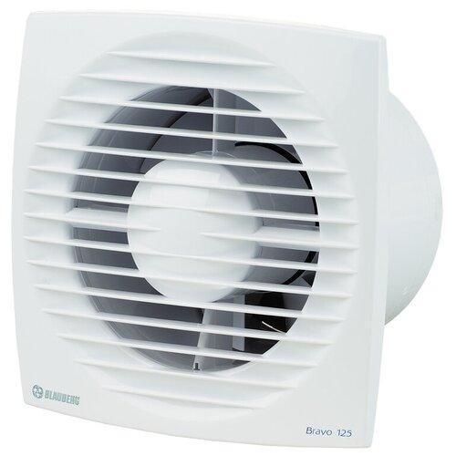 Фото - Вытяжной вентилятор Blauberg Bravo 125 S, белый 16 Вт вытяжной вентилятор blauberg bravo 125 белый 16 вт