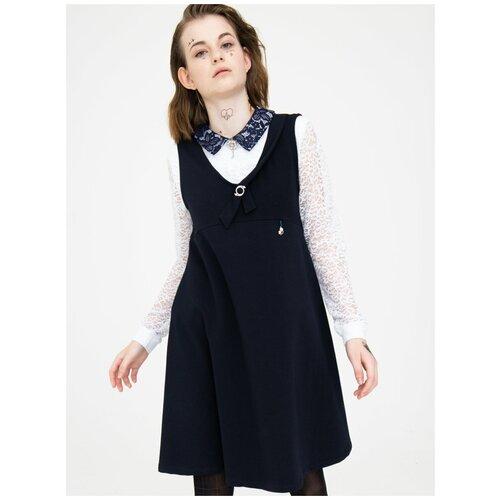 Фото - Платье Nota Bene размер 122, темно-синий платье mayoral размер 7 122 темно синий