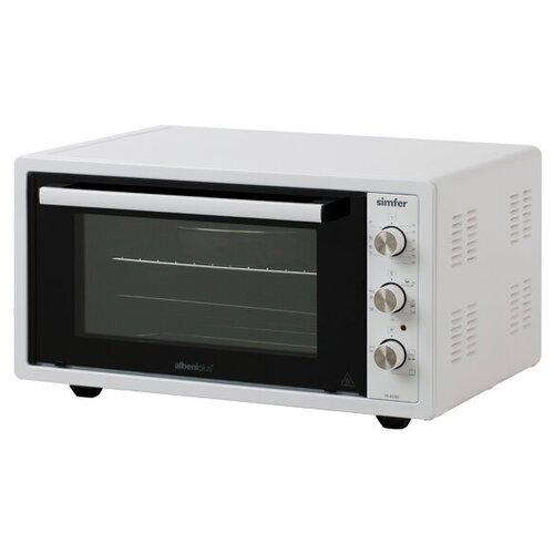 Мини-печь Simfer Albeni Plus Comfort M4590 белый