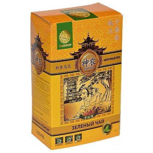 Фото - Чай зеленый Shennun Молочный улун, 100 г чай зеленый просто азбука молочный улун в пакетиках 40 г