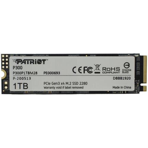 Твердотельный накопитель Patriot Memory 1024 GB P300P1TBM28