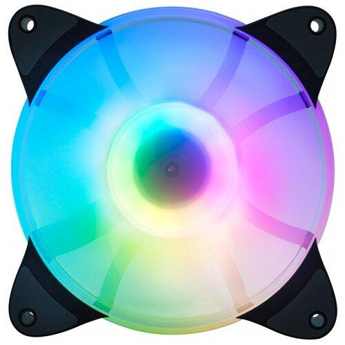 Комплект вентиляторов для корпуса 1stPlayer CC черный/прозрачный 3 шт. + контроллер