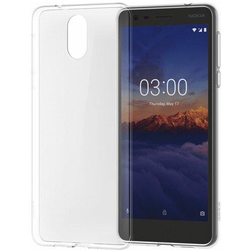 Чехол-накладка Nokia CC-108 для Nokia 3.1 clear