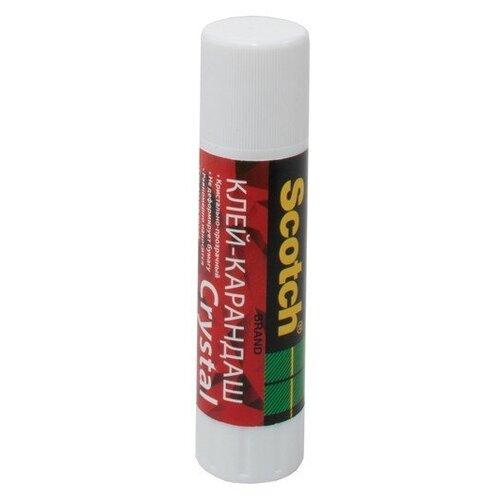 Scotch Клей-карандаш Crystal 6321D24 21 г
