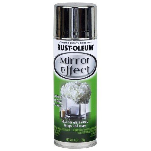 Краска Rust-Oleum Specialty Mirror Effect, хром