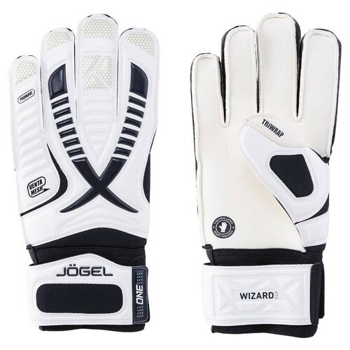 Перчатки Jogel размер 6, белый