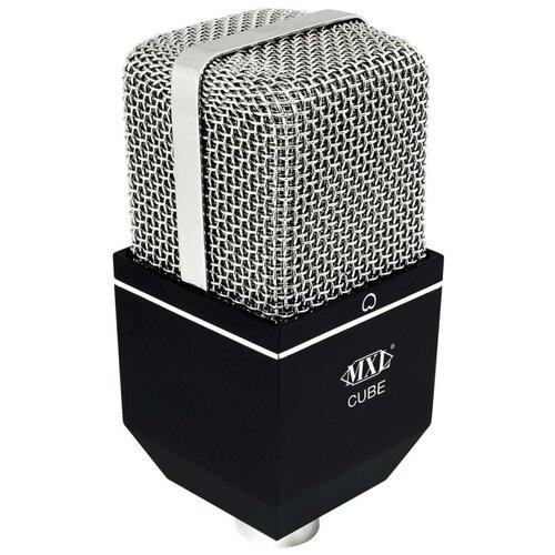 Микрофон MXL Cube, черный/серебристый
