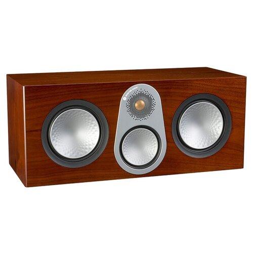 Полочная акустическая система Monitor Audio Silver C350 walnut
