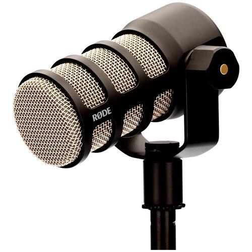 Микрофон RODE PodMic, черный