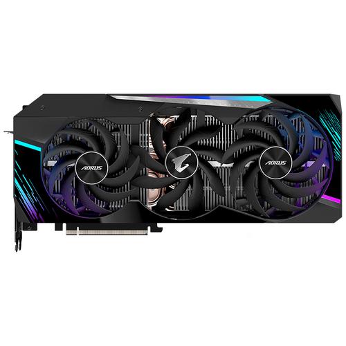 Видеокарта GIGABYTE AORUS GeForce RTX 3080 Ti MASTER 12G (GV-N308TAORUS M-12GD) Retail