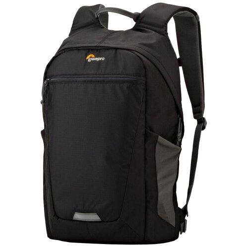 Фото - Рюкзак для фотокамеры Lowepro Photo Hatchback BP 250 AW II черный рюкзак для фотокамеры lowepro flipside 400 aw ii mica pixel camo