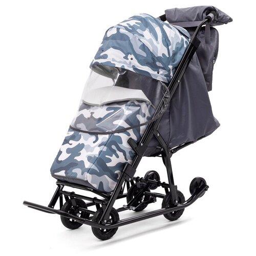Санки-коляска Pikate Military