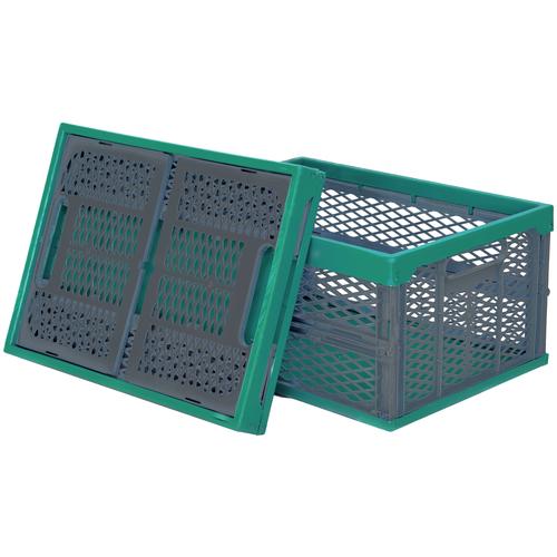 Складной ящик, Пеликан, Зелено-серый
