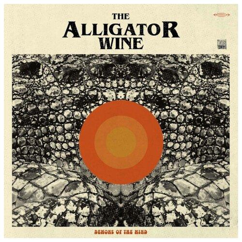 Sony Music The Alligator Wine. Demons Of The Mind (LP + CD) (виниловая пластинка, CD)