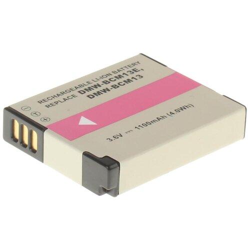 Фото - Аккумулятор iBatt iB-B1-F236 950mAh для Panasonic DMW-BCM13E, DMW-BCM13, аккумулятор panasonic dmw blc12e для fz1000 fz300 g5 g6 gh2 fz200 gx8