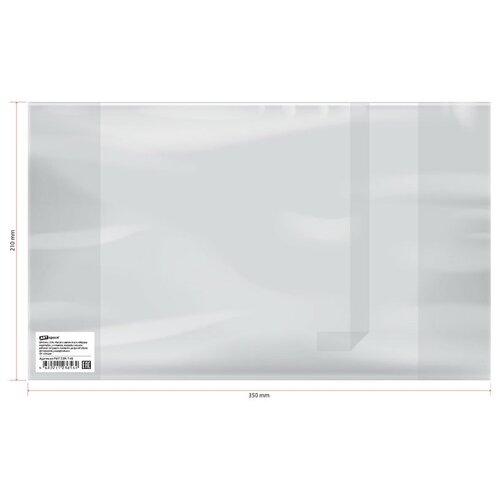 Фото - ArtSpace Набор обложек для дневников и тетрадей с закладкой 210x350 мм, 140 мкм, 50 штук бесцветный artspace набор обложек для дневников и тетрадей 208х346 мм 100 мкм 10 штук прозрачный