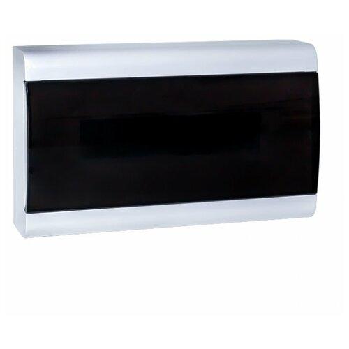 Щит распределительный EKF ЩРН-П-15 SlimBox IP41 PROxima навесной, пластик, модулей 15 белый