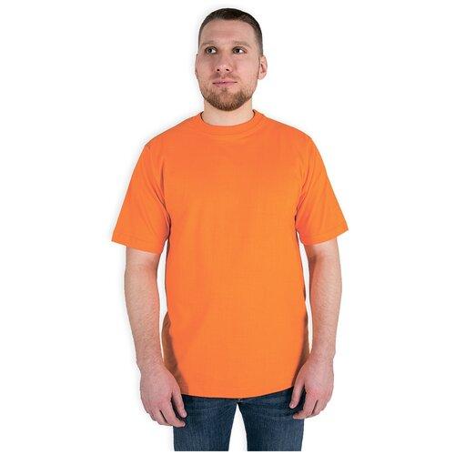 Футболка RAINBOW TEKSTIL LW100 размер 4XL, оранжевый недорого