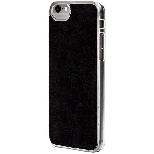 Фото - Чехол-накладка uBear Art Leather для Apple iPhone 6/iPhone 6S black чехол накладка ubear soft tone для apple iphone 6 iphone 6s прозрачный
