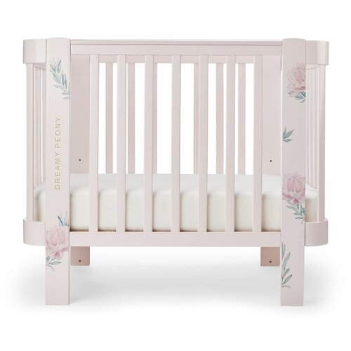 Купить Колыбель Happy Baby Mommy Love by Alena Akhmadullina pink, Колыбели и люльки