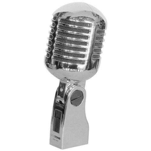 Микрофон Invotone DM54D, серебристый