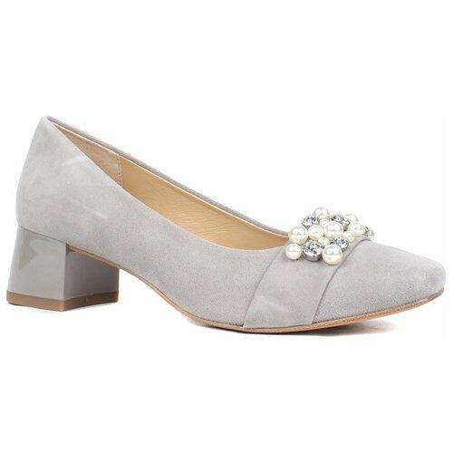 Туфли Caprice , размер 40 , серый фото