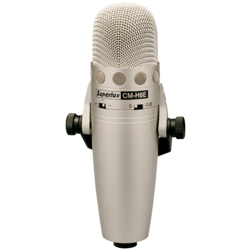 Микрофон Superlux CM-H8E, бежевый