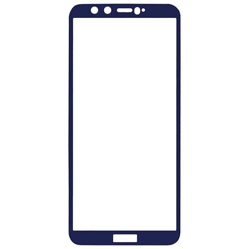 Защитное стекло Gosso FULL SCREEN для Huawei Honor 9 Lite синий