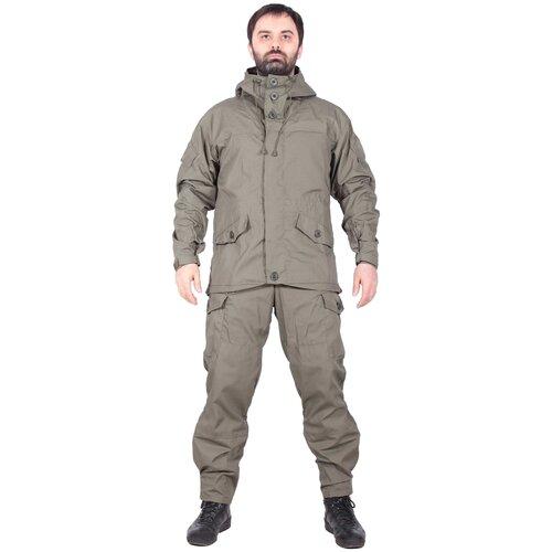 Костюм KE Tactical Горка-3 рип-стоп олива 170 – 176 52-54 костюм ke tactical горка мембрана на флисе multicam 170 – 176 52 54