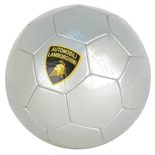 Футбольный мяч Lamborghini Lamborghini PU серебристый 5