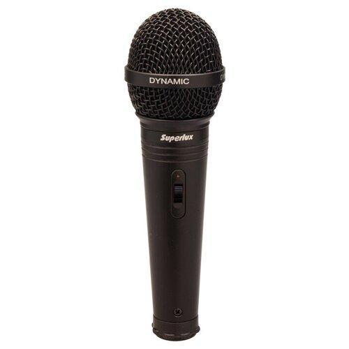 Микрофон Superlux Ecoa1, черный